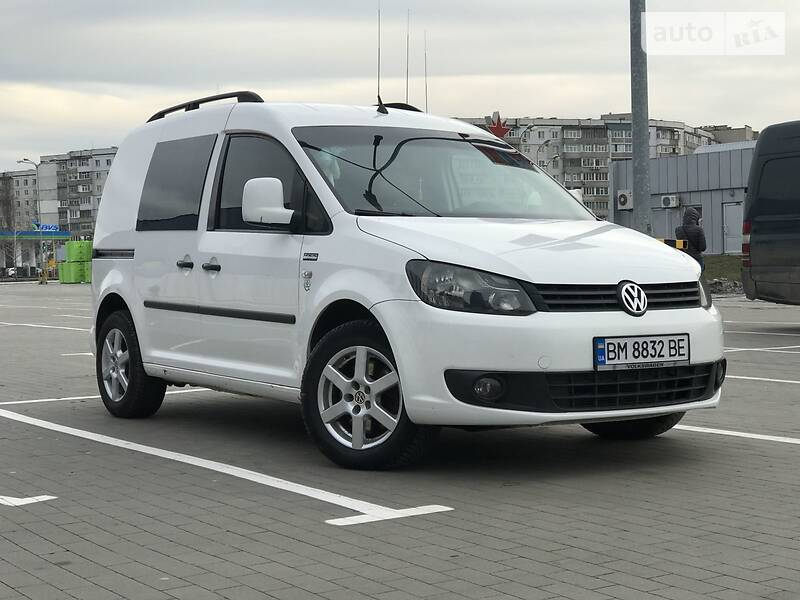 Volkswagen Caddy груз. 2013 в Сумах