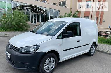 Volkswagen Caddy груз. 2014 в Львове