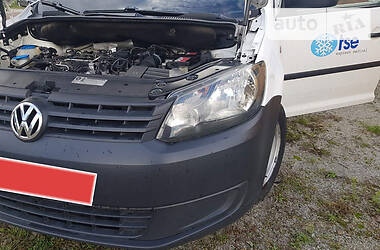 Volkswagen Caddy груз. 2015 в Ровно