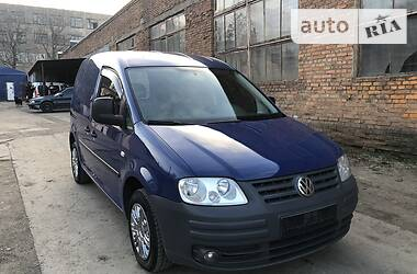 Volkswagen Caddy груз. 2008 в Кривом Роге