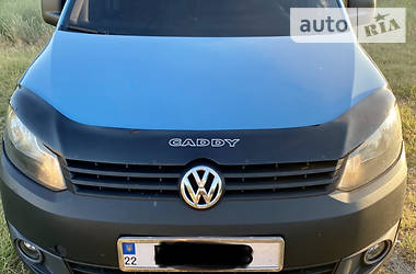 Volkswagen Caddy груз. 2013 в Голой Пристани