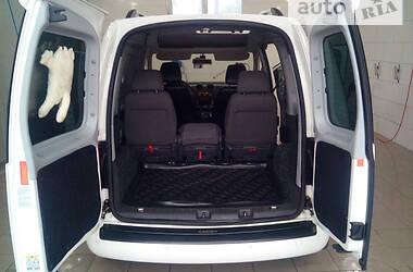 Легковой фургон (до 1,5 т) Volkswagen Caddy груз. 2014 в Изюме