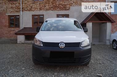 Volkswagen Caddy пасс. 2013 в Ивано-Франковске