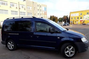 Volkswagen Caddy пасс. 2008