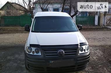 Минивэн Volkswagen Caddy пасс. 2004 в Мариуполе