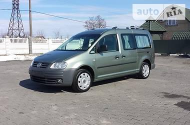 Volkswagen Caddy пасс. 2.0TDI.103KW.MAXI 2009