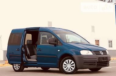 Volkswagen Caddy пасс. 2009 в Одессе