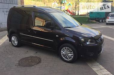 Volkswagen Caddy пасс. 2014 в Києві