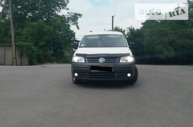 Volkswagen Caddy пасс. 2009 в Золотоноше