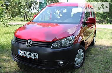Volkswagen Caddy пасс. 2011 в Сумах