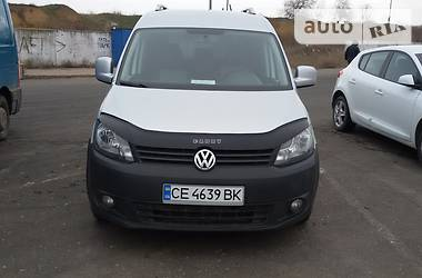 Volkswagen Caddy пасс. 2012 в Одессе