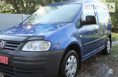 Volkswagen Caddy пасс. 2007 в Купянске