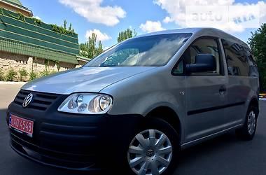 Volkswagen Caddy пасс. 2009 в Николаеве