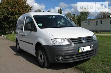 Volkswagen Caddy пасс. 2008 в Голованевске