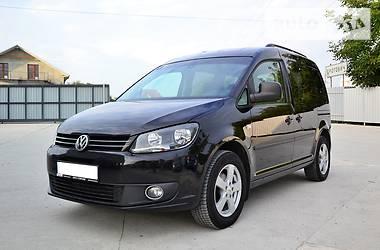 Volkswagen Caddy пасс. 2014 в Дрогобыче
