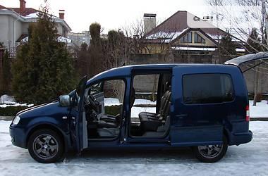 Volkswagen Caddy пасс. 2010 в Ровно