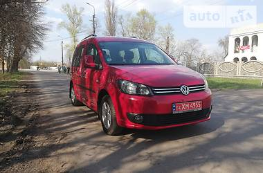 Volkswagen Caddy пасс. 2014 в Казатине