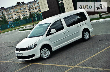 Volkswagen Caddy пасс. 2012 в Луцьку