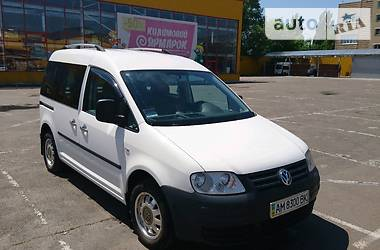 Volkswagen Caddy пасс. 2008 в Житомире