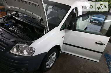 Volkswagen Caddy пасс. 2010 в Каменском