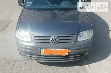 Volkswagen Caddy пасс. 2006 в Полтаве