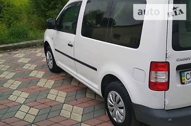 Volkswagen Caddy пасс. 2008 в Черновцах