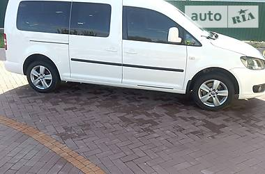 Volkswagen Caddy пасс. 2011 в Бердичеве