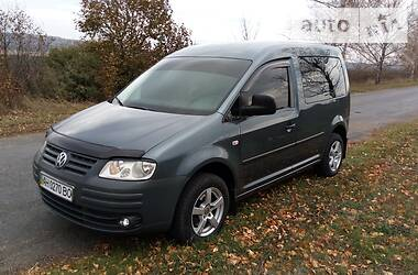 Volkswagen Caddy пасс. 2010 в Курахово