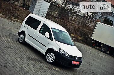 Volkswagen Caddy пасс. 2014 в Луцке