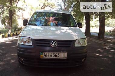Volkswagen Caddy пасс. 2007 в Горловке