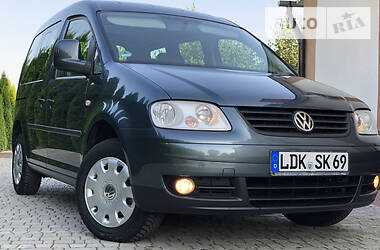 Volkswagen Caddy пасс. 2007 в Самборе