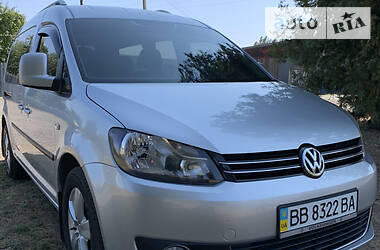 Volkswagen Caddy пасс. 2012 в Бахмуте