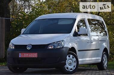 Volkswagen Caddy пасс. 2012 в Дрогобыче