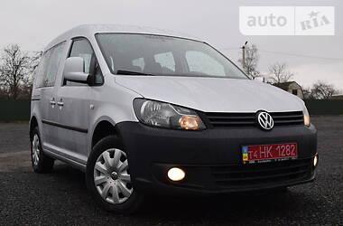 Volkswagen Caddy пасс. 2012 в Ковеле