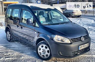 Volkswagen Caddy пасс. 2012 в Житомире