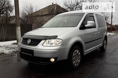 Volkswagen Caddy пасс. 2009 в Лимане