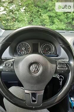 Мінівен Volkswagen Caddy пасс. 2013 в Бахмуті