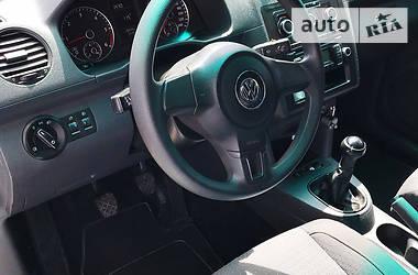 Volkswagen Caddy пасс. 2011 в Ровно