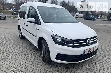 Минивэн Volkswagen Caddy пасс. 2018 в Ровно