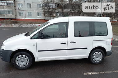 Volkswagen Caddy пасс. 2008 в Краматорске