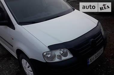 Volkswagen Caddy пасс. 2008 в Славянске