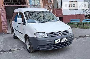 Универсал Volkswagen Caddy пасс. 2009 в Киеве
