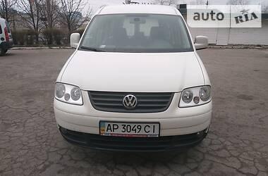 Volkswagen Caddy пасс. 2010 в Каменском