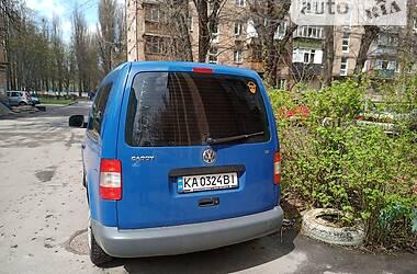 Volkswagen Caddy пасс. 2008 в Киеве