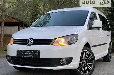Универсал Volkswagen Caddy пасс. 2012 в Дрогобыче