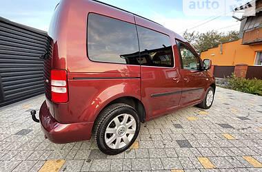 Мінівен Volkswagen Caddy пасс. 2011 в Коломиї