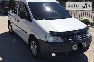 Volkswagen Caddy 2010 в Харькове
