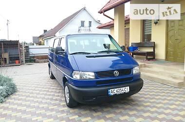 Volkswagen Caravelle 1997 в Луцке