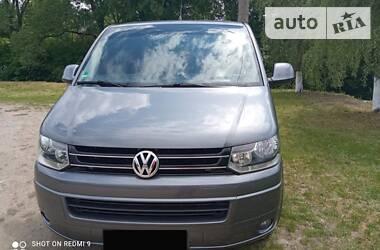 Минивэн Volkswagen Caravelle 2011 в Дрогобыче