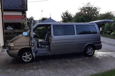 Седан Volkswagen Caravelle 2000 в Тернополі